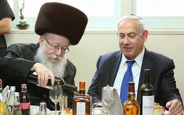 Rivlin toca a Netanyahu para formar el próximo gobierno