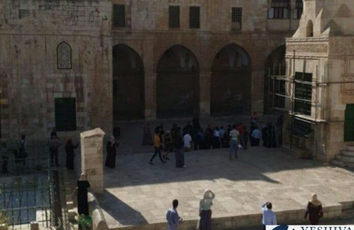 Oficial de policía apuñalado en la ciudad vieja de Jerusalem