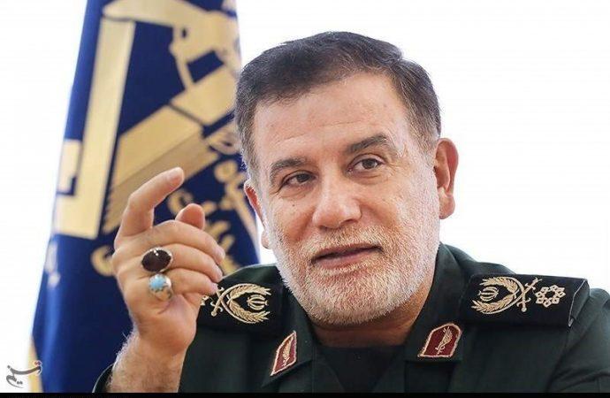 """Con miles de soldados iraníes muertos, el comandante de la Guardia Revolucionaria insiste en """"Israel rodeado de Irán"""""""