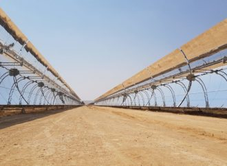 Israel inaugura gran planta termosolar