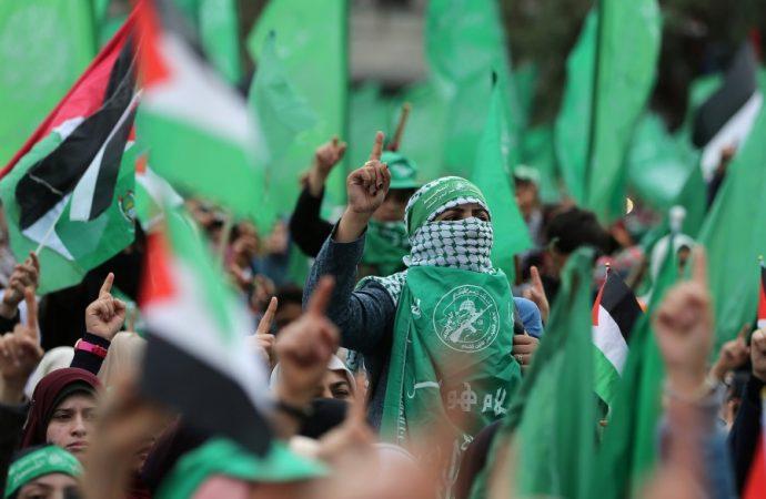 Hamas e ISIS odian a Israel, y el uno al otro
