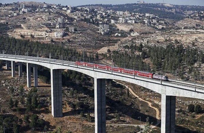 Tren eléctrico completa primera prueba entre Tel Aviv y Jerusalem