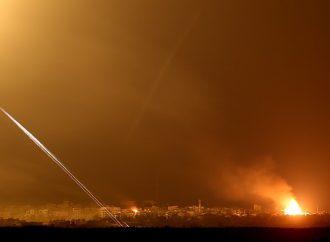 Bombardeo de cohetes de Gaza irrumpe sábado a la noche en Sderot