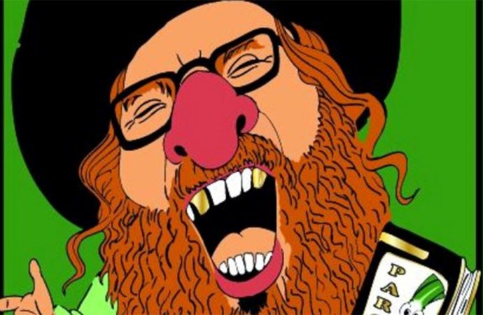 Caricaturas de judíos ortodoxos antes del evento 2020