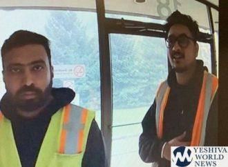 Estos dos hombres intentaron obtener acceso a Yeshivá en Toronto