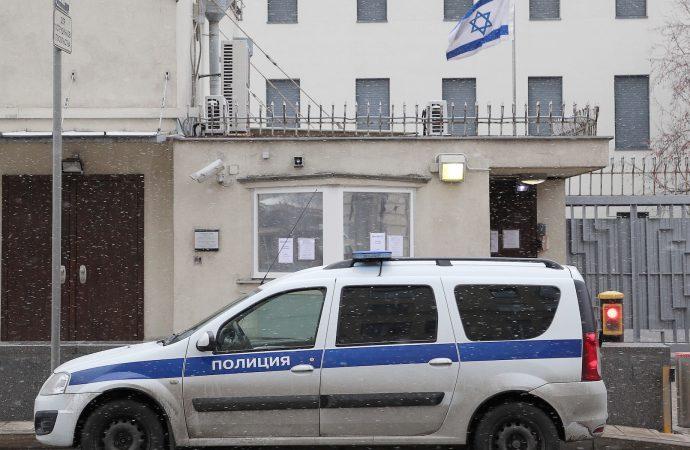 Las embajadas de Israel en todo el mundo están en huelga