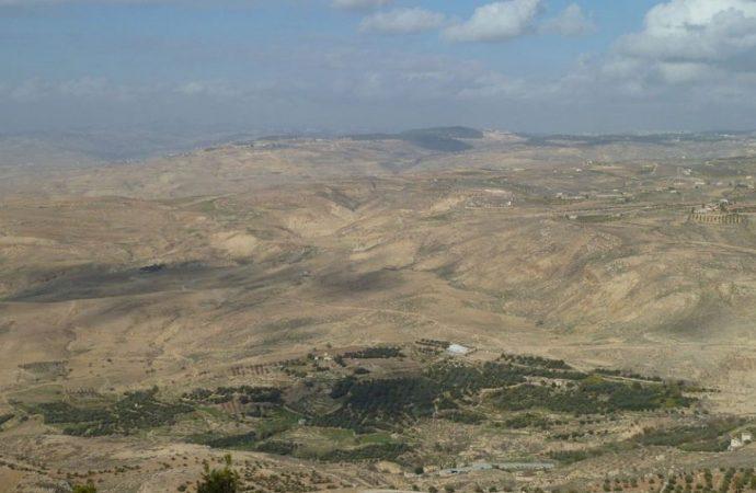 El Valle del Jordán