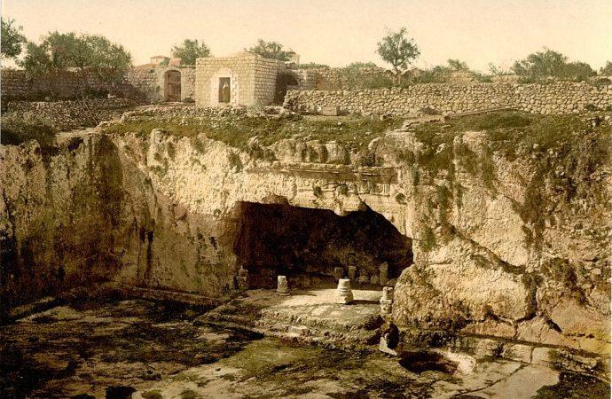 """La """"Tumba de los Reyes"""" de Jerusalem se abre al público por primera vez en 10 años"""