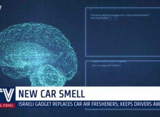 """<strong>¿Dormitando mientras conduce?.</strong> El nuevo ambientador israelí lo sacudirá y lo despertará con un """"olor"""""""