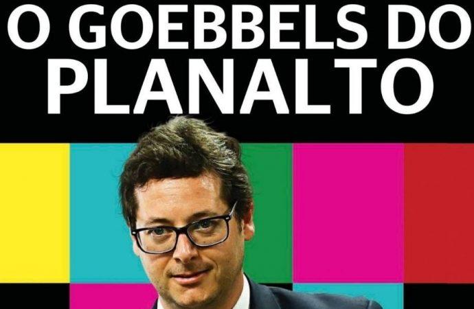Los judíos brasileños critican la revista que comparó al político judío con la mente maestra de la propaganda de Hitler