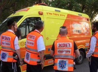<strong>Terrorismo palestino.</strong> Ataques con cohetes en Tel Aviv: Niña de ocho años grave
