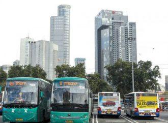 <strong>A nivel mundial.</strong> Israel es líder en la fabricación de autobuses