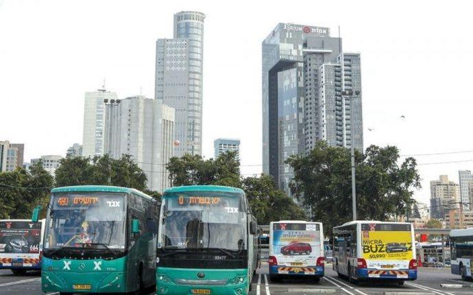 Israel es líder en la fabricación de autobuses