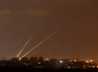 <strong>Pese al alto el fuego.</strong> Nuevamente cohetes de Gaza caen en el centro y sur de Israel