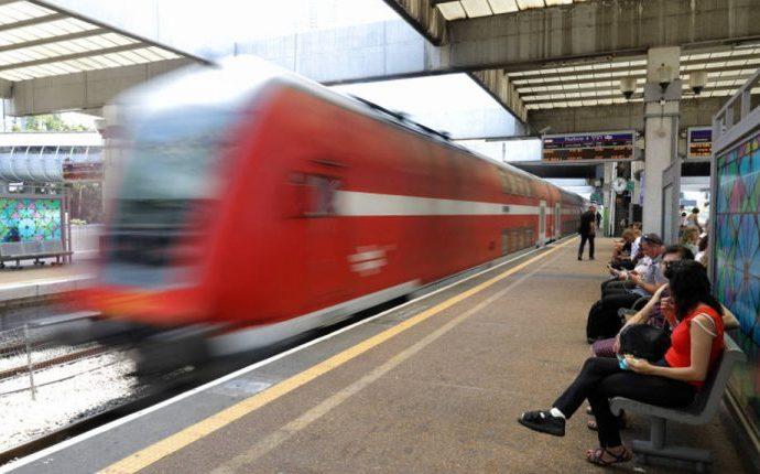 Tren de alta velocidad Tel Aviv-Jerusalem inició sus pruebas diarias