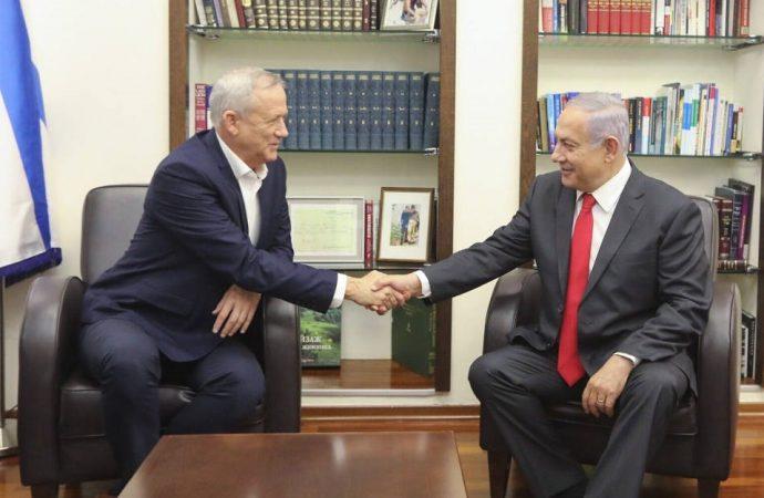 Netanyahu y Gantz se reunirán en un último intento por formar un gobierno de unidad