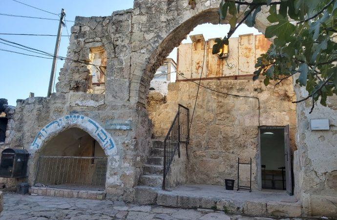 La Corte Suprema reconoce una mezquita en la tumba de Yishai y Ruth