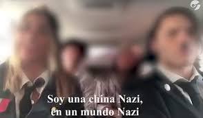 Estudiantes de historia en Argentina crearon una parodia nazi y fueron calificados con un 9
