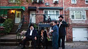 Numerosos judíos jasídicos atacados el viernes por la noche en Boro Park