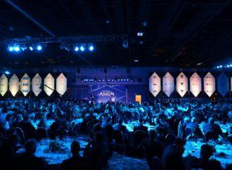 <strong>En su 125 Aniversario.</strong> Se realizó la cena anual de AMIA