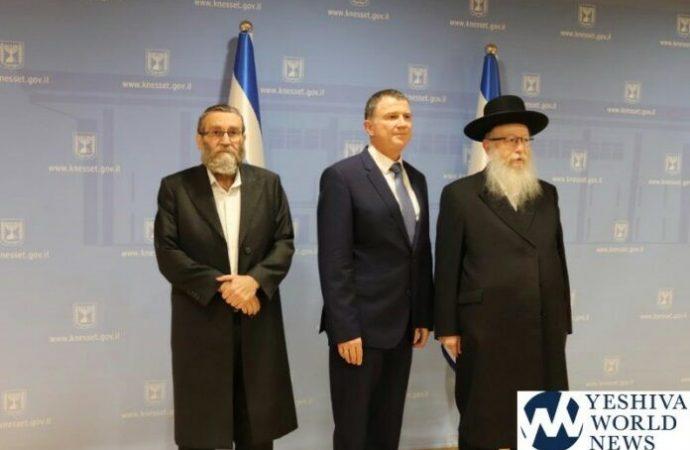 Los partidos hareidim en Israel flexionan su músculo político