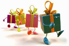¿Cómo recibes los regalos que te llegan?