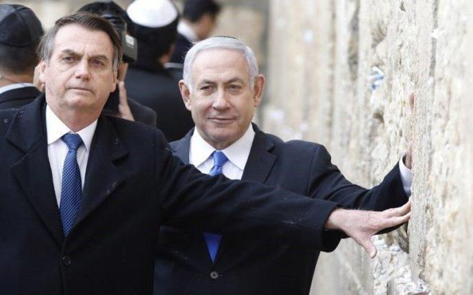 Brasil trasladará su embajada a Jerusalem en 2020