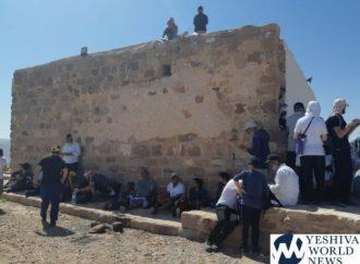 Los jordanos vuelven a abrir Kever de Aharon HaKohen a los judíos
