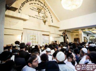 Se espera que miles de personas pasen Shabat Janucá en el Tziyun de Rav Najman