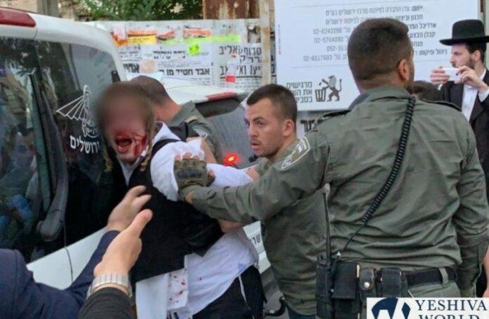El Ministerio de Justicia decide que el oficial que golpeó al hombre autista hareidi no enfrentará cargos penales