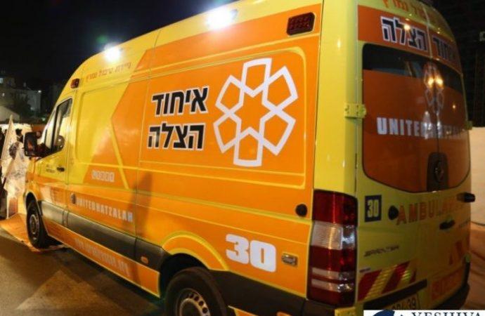 La policía de Israel dice al sospechoso buscado en Meah Shearim que su madre dejó de respirar como disfraz para aprehenderlo