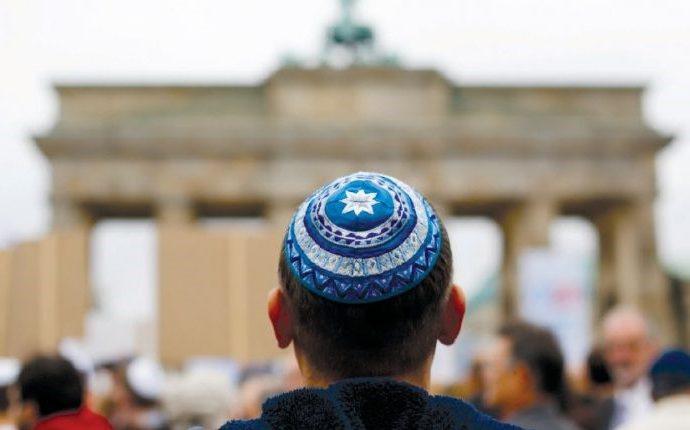 El auge de ataques antisemitas sugiere que la historia se está repitiendo