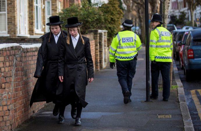 La policía de Londres publica imágenes de adolescentes que atacaron a un rabino
