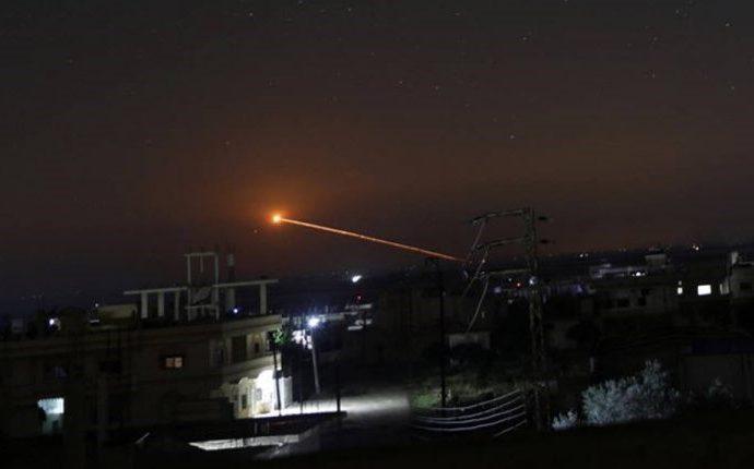 Israel atacó un camión de armas en la frontera entre Irak y Siria