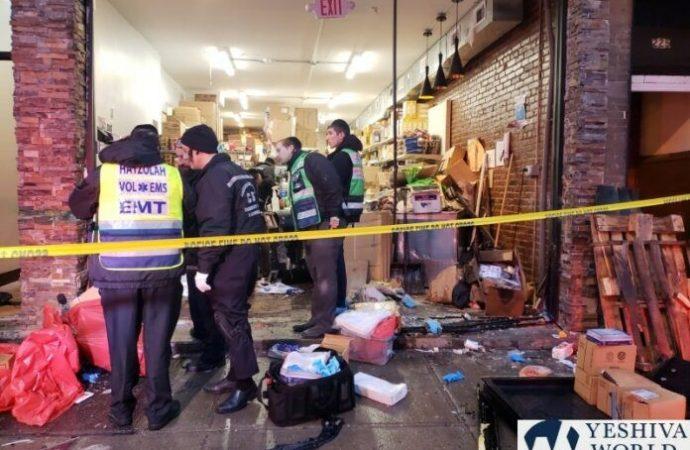 Pudo ser una peor tragedia: Los atacantes de Jersey City tenían una bomba masiva en su camioneta