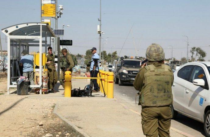 Intento de ataque terrorista en la intersección de Gush Etzion