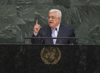 Mahmoud Abbas como una amenaza estratégica