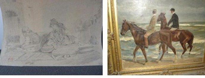 Alemania devuelve obras de arte robadas por los nazis a familia judía francesa