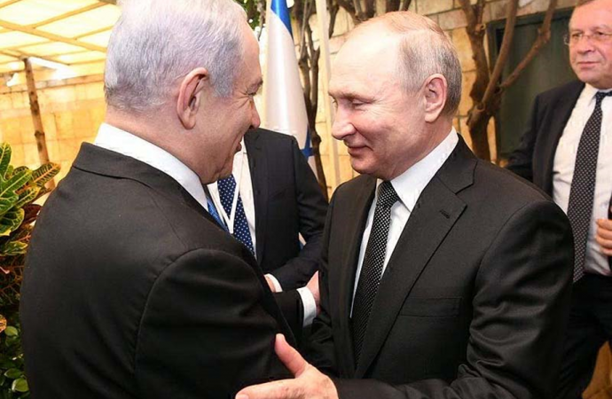 El zar Putin ha aterrizado sin rehén