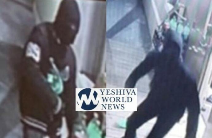 Intento de robo con pistola dentro de Khal Chassidim Shul en Baltimore