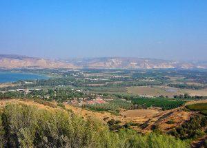 <strong>Soberanía.</strong> El valle del Jordán no es negociable