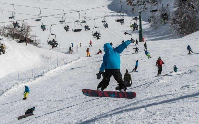 Israel cierra el sitio de esquí de Hermon
