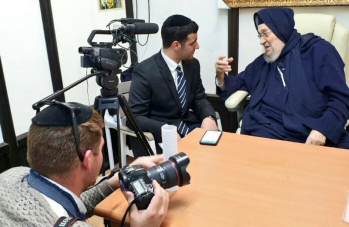 """Baba Baruch: """"No habrá un plan de paz, el Mashíaj está llegando"""""""