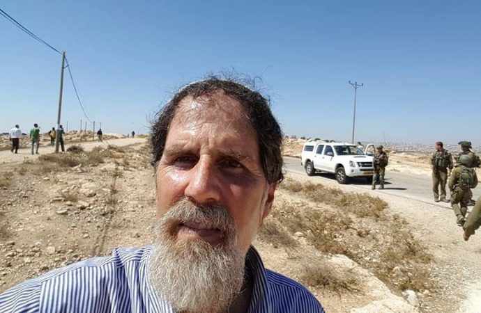 Clérigo de reforma antiisraelí encarcelado por violar orden de restricción