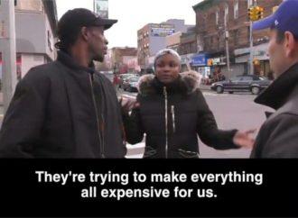 Video impactante: Los neoyorquinos negros explican por qué atacan a los judíos