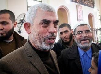 El líder de Hamas evitó reunión de Gaza con delegación egipcia