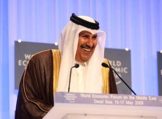 """<strong>Ex primer ministro qatarí.</strong> """"El pacto de no agresión árabe-israelí llegará pronto"""""""
