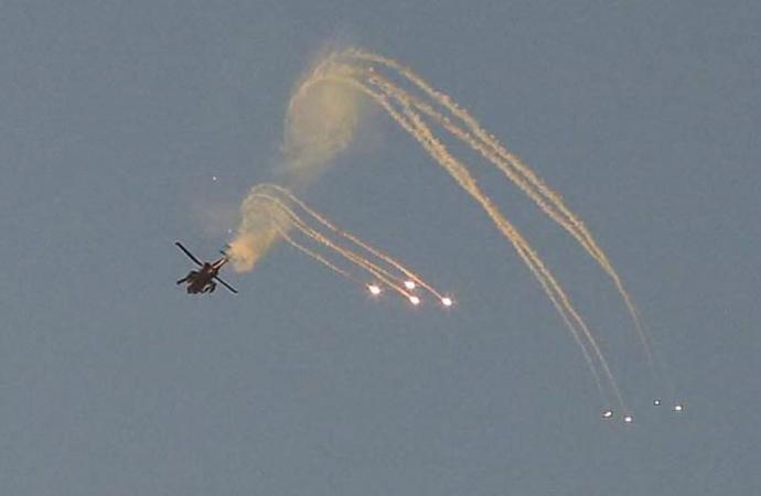 La Fuerza Aérea israelí lanza ataque contra Hamas
