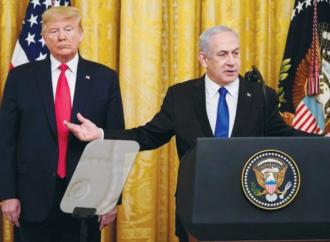 <strong>Plan de paz.</strong> Israel rechaza propuesta de Estados Unidos para redefinir fronteras