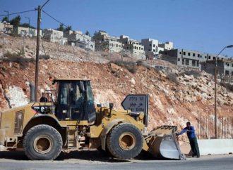 Residentes protestan contra la cuarentena de las FDI para 200 coreanos en Gush Etzion